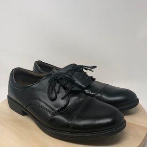 Dexter Cap Toe Men's Size 10 Black Oxfords O11